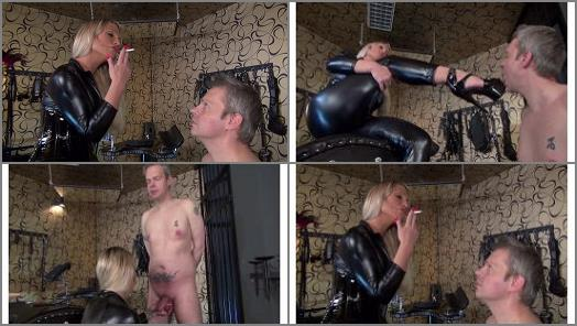 Welcome to Calea Toxic  The Highheels and Ashtray Slave  preview