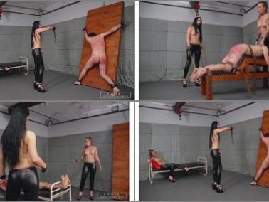 Mistress Anette Kittina -  CRUEL PUNISHMENTS – SEVERE FEMDOM – Crazy brutal punishments Full Version -  Mistress Kittina and Mistress Anette