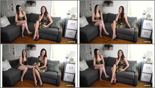 Stella Liberty Mistress Katarina  Foot Slave Fantasies preview