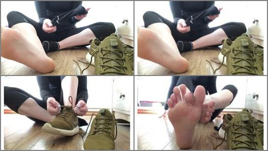 Sweetsoles  Smelly Gym Shoes and Sock Removal preview