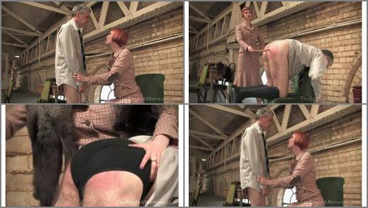 The English Mansion  A Study in Onanism  Complete Movie   Domina Liza preview