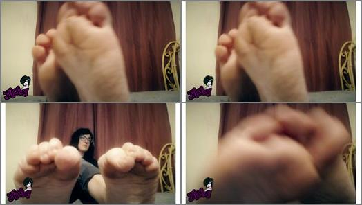 Jicky J  Glasses and Feet preview