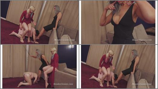 Men Are Slaves  Worst Pony Ever Part 2   Leya Falcon and Goddess Karley  preview