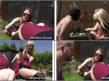 Coercive Bi -  Mistress Tess UK Clip Store – Smoking Hot Bi -  Mistress Tess, Mistress Krush and Goddess Serena