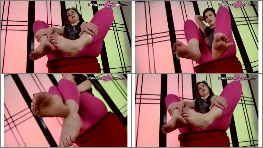 Princess Ellie Idol  EMBRACING YOUR FOOT ADDICTION preview