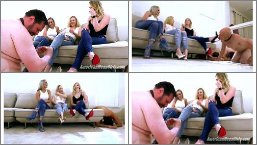 THE MEAN GIRLS  Finally 18 Sarring Goddess Platinum Goddess Maci and Princess Amber  preview