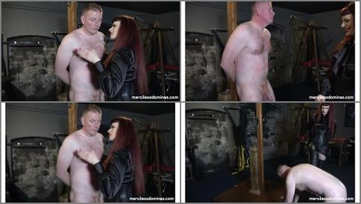 Merciless Dominas  Good Little Punch Bag   Mistress Rebekka Raynor  preview