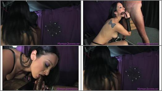 MistressJennifer  Slave Squirrel Balls   January Seraph  preview