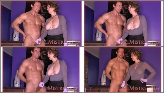 Milking –  Mistress – T – Fetish Fuckery – Testing Out Porn Star Hopeful