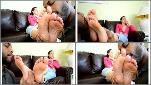 Sadie Holmes in Foot Love  preview