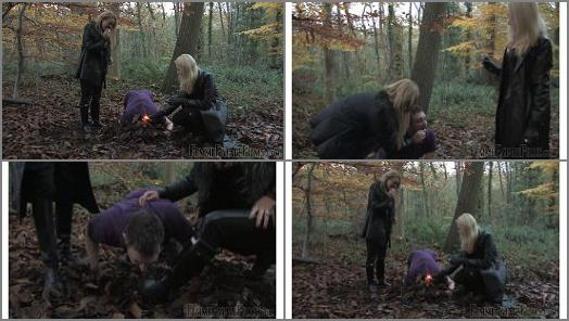 Smoking – Femme Fatale Films – The Filth and the Fury – Super HD – Complete Film –  Mistress Athena and Mistress Eleise de Lacy
