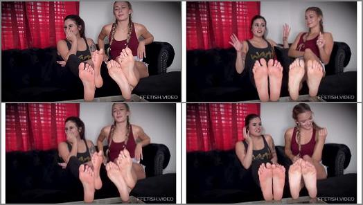 Raquel Roper Naomi Swann  Ignored By Superior Soles preview