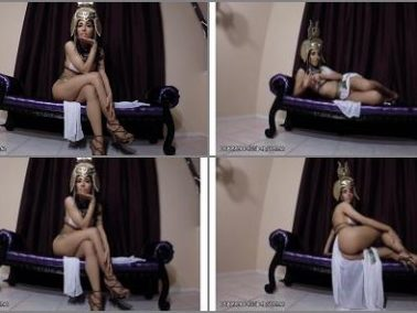 Joi -  Goddess Idelsy – Trying Out For Cleopatra's Harem
