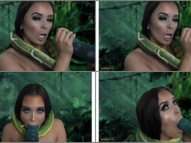 Online View -  KimberleyJx – Jungle Book – An Encounter with Kaa