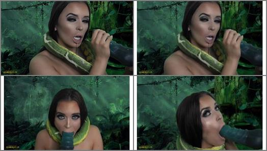 KimberleyJx  Jungle Book  An Encounter with Kaa  preview