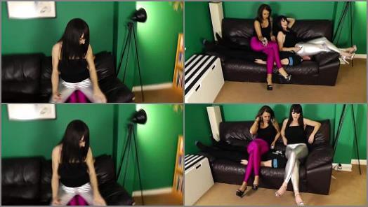 Miss Jessicas Punishments UK  Human sofa  preview