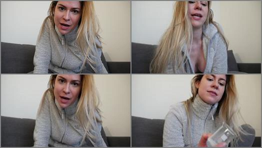Ashley Albans Fetish Fun  Fleece Enthusiast Eats Cum  preview