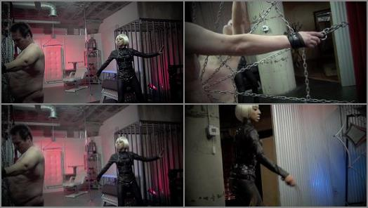 Female Domination -  Asian Cruelty – MY BULLWHIP SHALL BREAK YOU Starring Goddess Takanori