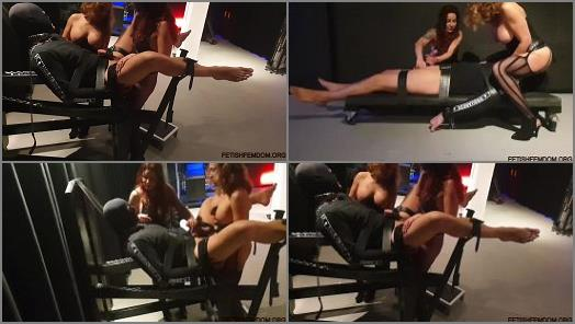 Danish Femdom  Abusing her slave  preview
