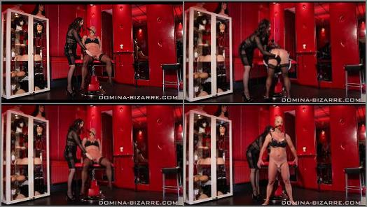 Domina Bizarre  My sissy slut 1   Mistress Bella Lugosi  preview