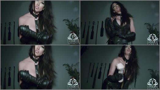 Submissive Slave Training –  Goddess Tangent World of Femdom – Anal Slut Stretch