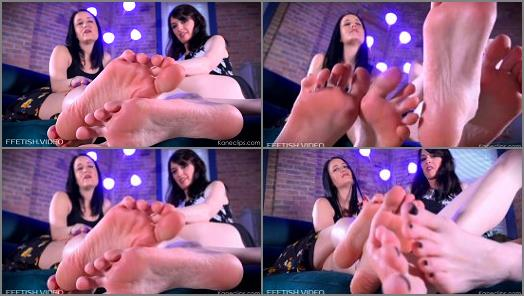 Kimberly Kane Mandy Mitchell  Tempting Foot Loser preview