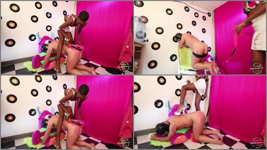 Kinky Mistresses  The African Mistress   Mistress Mpenzi  preview