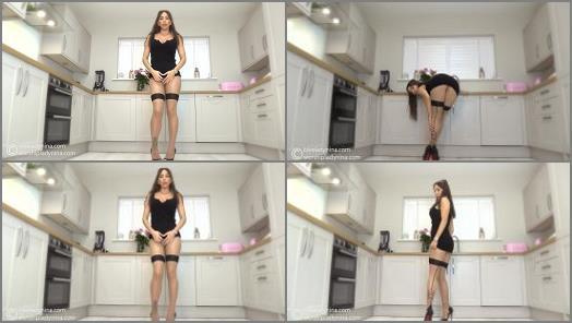 Lady Nina  Pantyhose legs JOI tease preview