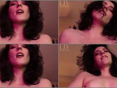 Eye Contact -  Liv Royale – POV Bareback Sex with GF
