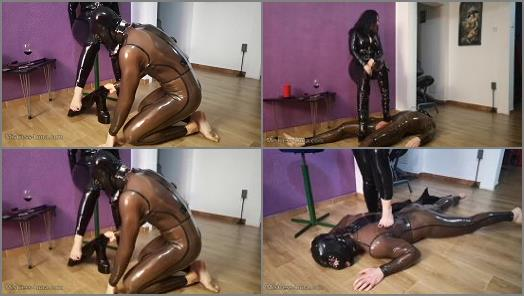 Mistress Luna  Latex makes you horny  preview