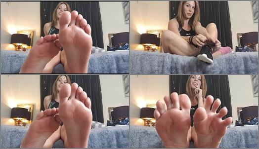 Queengf90  Gym Feet Fantasy Joi preview