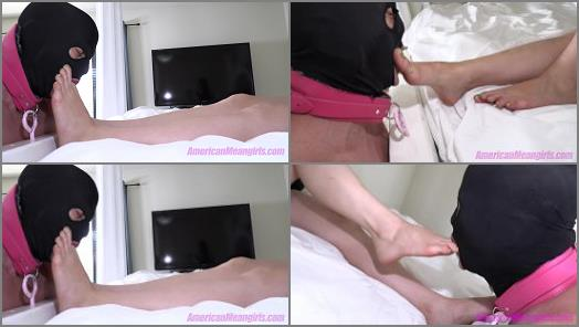 THE MEAN GIRLS  Foot Freak For Big Feet   Mistress Dandy  preview