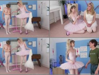 Tutu -  The English Mansion – Ballet Stand In Pt1 – Part 1 -  Princess Aurora