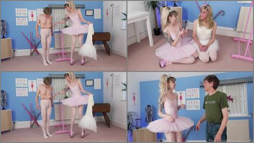 Tutu –  The English Mansion – Ballet Stand In Pt1 – Part 1 –  Princess Aurora