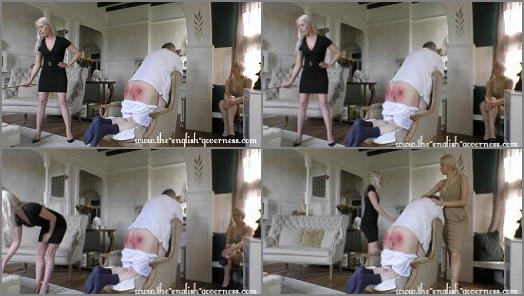 Lady Kenworthys CP Collection  Miss Kenworthy  Miss Paris Discipline The Panty Thief  Part Three The FINAL CANING  preview