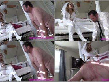 Cuckolding -  THE MEAN GIRLS – Wedding Night Cuck