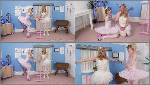 Femdom –  The English Mansion – Ballet Stand In Pt1 – Complete Film –  Princess Aurora