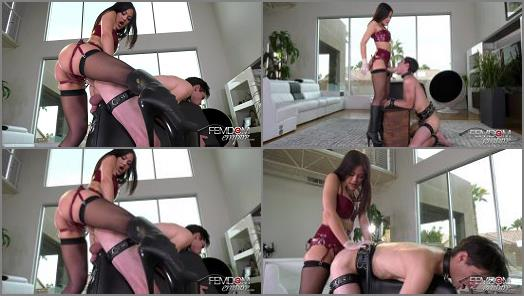 VICIOUS FEMDOM EMPIRE  Stretched BoyPussy   Kendra Spade  preview