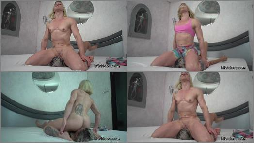 BFF Videos  Buried Under Layla Cruel Muscle Ass Pt1  preview
