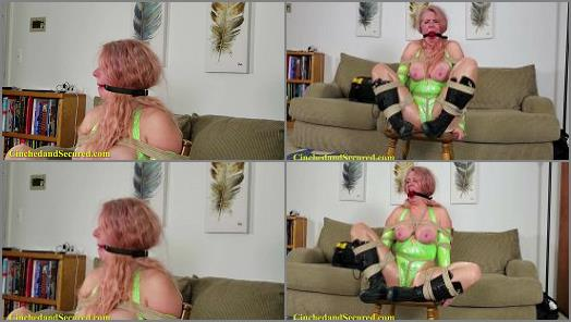 Cinched and Secured  Sybil Starr Subdued  preview