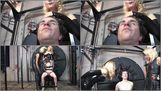 Femme Fatale Films  Thirsty for Spit  Super HD  Complete Film   Mistress Akella and Mistress Eleise de Lacy preview