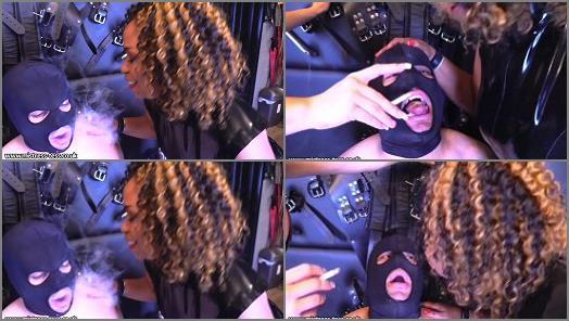Mistress Tess UK Clip Store  Dual Ash  Spit slave Mistress Ariana   Mistress Tess and Mistress Ariana  preview