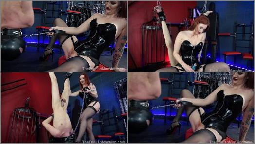 The English Mansion  Inverted Licker  Part 3   Miss Zara DuRose preview