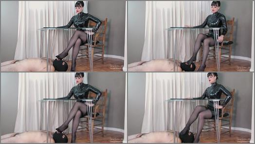 Young Goddess Kim  Permanent Foot slave  preview