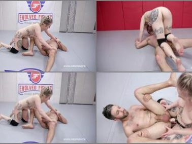 Female Domination -  Evolved Fights – Kaiia Eve vs Jay West -  Kaiia Eve