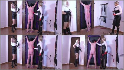Femme Fatale Films  Dance To The Whip  Super HD  Complete Film   Divine Mistress Heather and Mistress Johanna preview