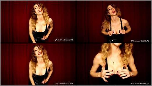 Goddess Nikki Kit  Steamy CEI From a Mistress in a PVC Dress  preview