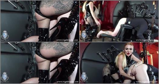 Miss Suzanna Maxwell  Mounted and Milked  preview