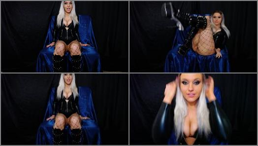 Princess Alexa Findom and Fetish  Mindfucking My Slave into BlackmailFantasy  preview