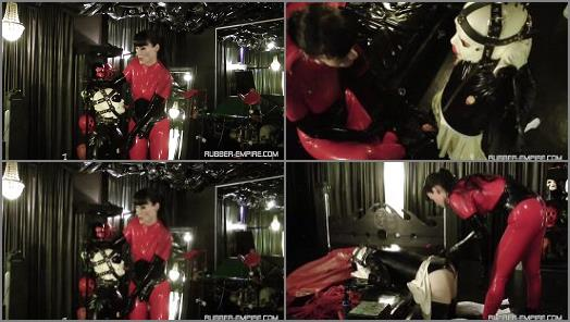 Rubber Empire  Rubber Sissy  Part 2   Cheyenne de Muriel  preview